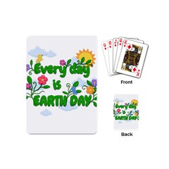 Earth Day Playing Cards (mini)