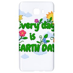 Earth Day Samsung C9 Pro Hardshell Case