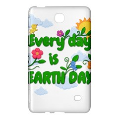 Earth Day Samsung Galaxy Tab 4 (8 ) Hardshell Case  by Valentinaart