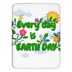 Earth Day Samsung Galaxy Tab 3 (10 1 ) P5200 Hardshell Case  by Valentinaart