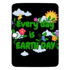 Earth Day Samsung Galaxy Tab 3 (10 1 ) P5200 Hardshell Case