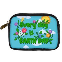 Earth Day Digital Camera Cases