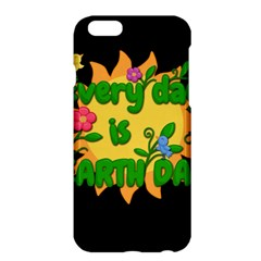 Earth Day Apple Iphone 6 Plus/6s Plus Hardshell Case