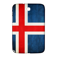 Iceland Flag Samsung Galaxy Note 8 0 N5100 Hardshell Case  by Valentinaart