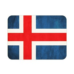 Iceland Flag Double Sided Flano Blanket (mini)