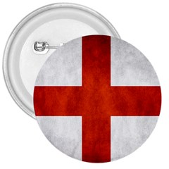 England Flag 3  Buttons by Valentinaart