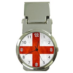 England Flag Money Clip Watches by Valentinaart