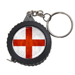 England Flag Measuring Tape by Valentinaart