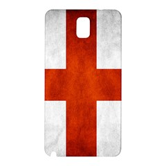 England Flag Samsung Galaxy Note 3 N9005 Hardshell Back Case