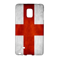 England Flag Galaxy Note Edge by Valentinaart