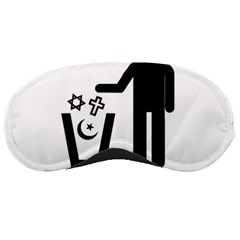 Save The Planet   Religions  Sleeping Masks by Valentinaart