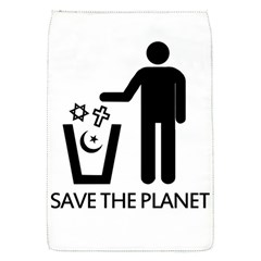 Save The Planet   Religions  Flap Covers (s)