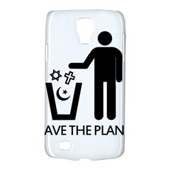 Save The Planet   Religions  Galaxy S4 Active by Valentinaart