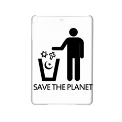 Save The Planet   Religions  Ipad Mini 2 Hardshell Cases by Valentinaart