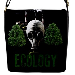 Ecology Flap Messenger Bag (s)