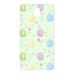Easter Pattern Samsung Galaxy Note 3 N9005 Hardshell Back Case