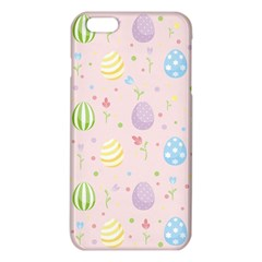 Easter Pattern Iphone 6 Plus/6s Plus Tpu Case by Valentinaart