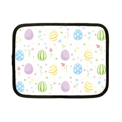 Easter Pattern Netbook Case (small)  by Valentinaart