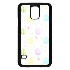Easter Pattern Samsung Galaxy S5 Case (black)