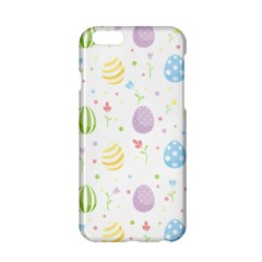Easter Pattern Apple Iphone 6/6s Hardshell Case by Valentinaart