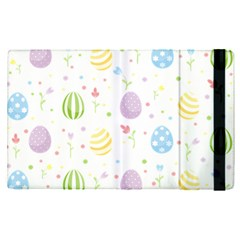 Easter Pattern Apple Ipad Pro 12 9   Flip Case