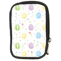Easter Pattern Compact Camera Cases by Valentinaart