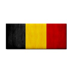 Belgium Flag Cosmetic Storage Cases by Valentinaart