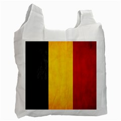 Belgium Flag Recycle Bag (one Side)