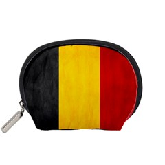 Belgium Flag Accessory Pouches (small)  by Valentinaart