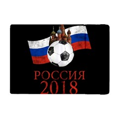 Russia Football World Cup Apple Ipad Mini Flip Case by Valentinaart