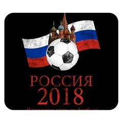 Russia Football World Cup Double Sided Flano Blanket (small)  by Valentinaart