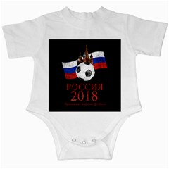 Russia Football World Cup Infant Creepers