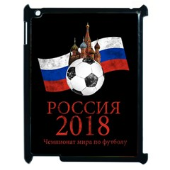 Russia Football World Cup Apple Ipad 2 Case (black) by Valentinaart