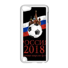 Russia Football World Cup Apple Ipod Touch 5 Case (white) by Valentinaart