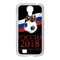 Russia Football World Cup Samsung Galaxy S4 I9500/ I9505 Case (white)