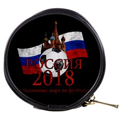 Russia Football World Cup Mini Makeup Bags by Valentinaart