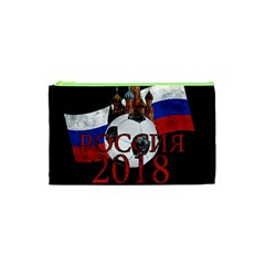 Russia Football World Cup Cosmetic Bag (xs)