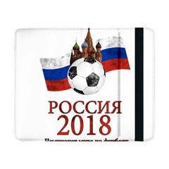 Russia Football World Cup Samsung Galaxy Tab Pro 8 4  Flip Case by Valentinaart