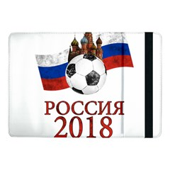 Russia Football World Cup Samsung Galaxy Tab Pro 10 1  Flip Case by Valentinaart