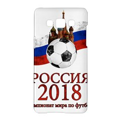 Russia Football World Cup Samsung Galaxy A5 Hardshell Case  by Valentinaart