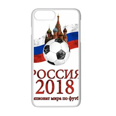 Russia Football World Cup Apple Iphone 7 Plus Seamless Case (white) by Valentinaart