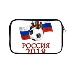 Russia Football World Cup Apple Macbook Pro 13  Zipper Case by Valentinaart