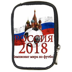 Russia Football World Cup Compact Camera Cases by Valentinaart