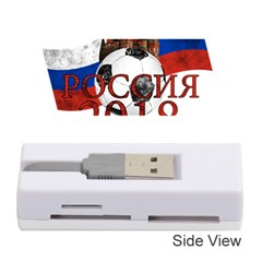 Russia Football World Cup Memory Card Reader (stick)  by Valentinaart