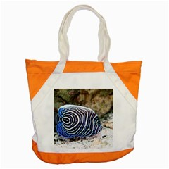 Angelfish 3 Accent Tote Bag