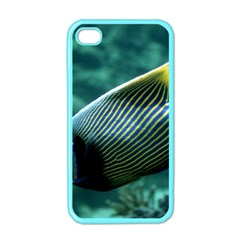 Angelfish 4 Apple Iphone 4 Case (color)