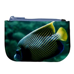 Angelfish 4 Large Coin Purse by trendistuff