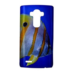Butterfly Fish 1 Lg G4 Hardshell Case by trendistuff