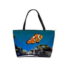 Clownfish 1 Shoulder Handbags by trendistuff