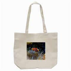 Clownfish 2 Tote Bag (cream) by trendistuff